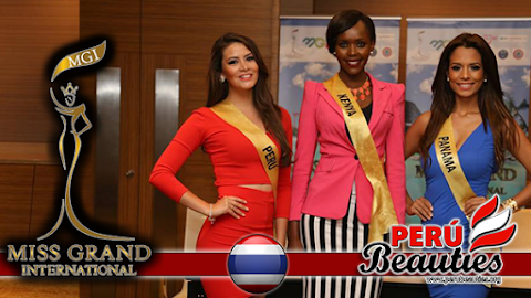 En la recta final - Miss Grand International 2015