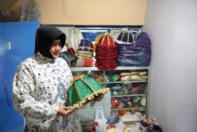 Istri Zakir Naik Bertemu dengan Istri Walikota Makassar, Ini Perbincangan Inspiratif Mereka