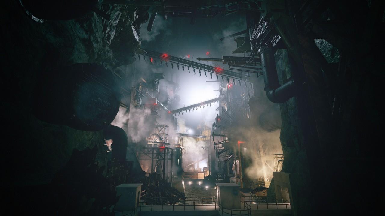 Resident Evil Village Heisenberg's Factory