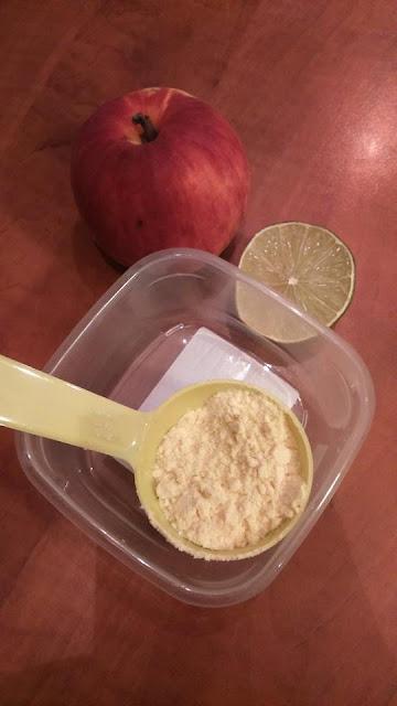 maseczka jabłkowa