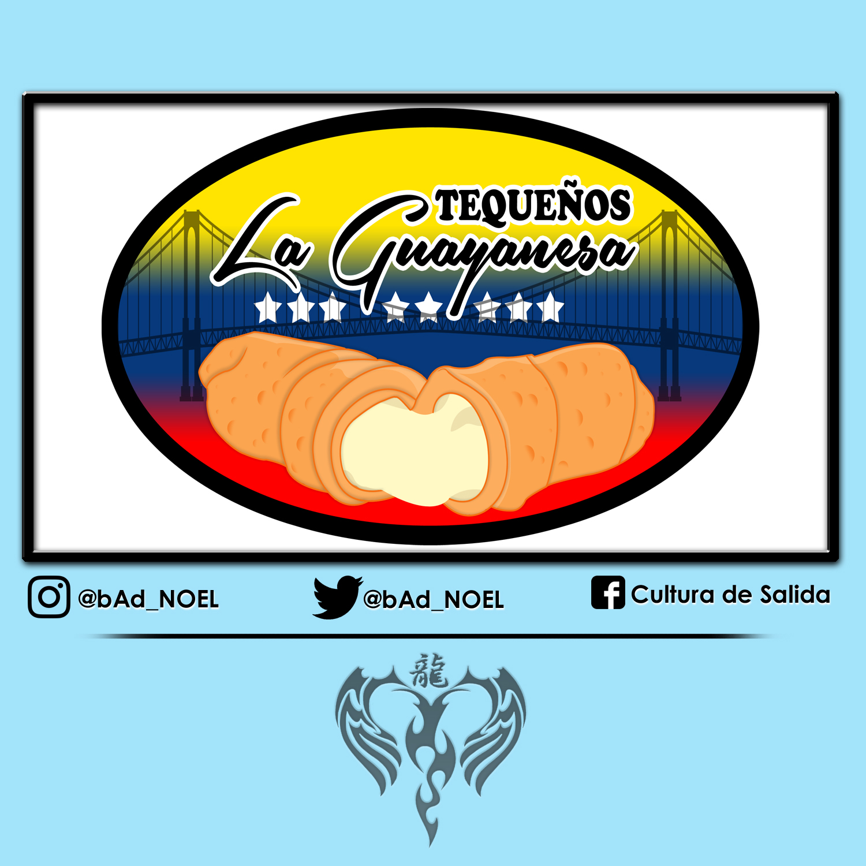 Tequeños La Guayanesa LOGOTIPO (@GuayaTequis) Lotipo%2Bteque%25C3%25B1os%2Bla%2Bguayanesa