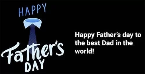 """""""You taught me so many of the important things I know—including a few choice words for certain situations.""""HAPPY FATHERS DAY"""