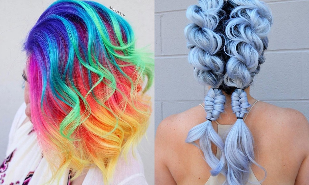 modne fryzury na długie włosy