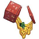Minecraft Zombie Slime Capsules Figure