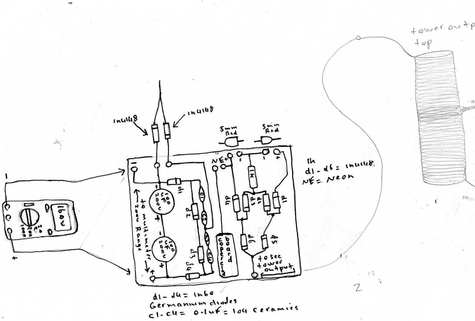 Building A Sec Exciter Circuit