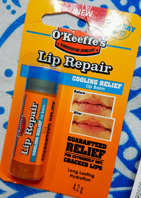 O'Keeffe's Cooling Relief Lip Repair Lip Balm