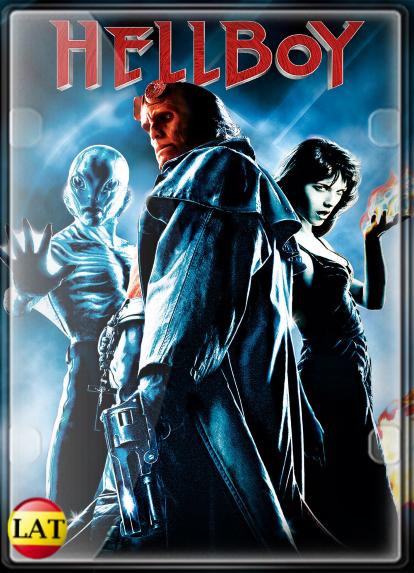 Hellboy (2004) DVDRIP LATINO