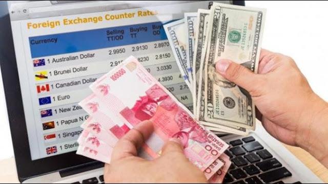 Rupiah Jisdor Dibuka Menguat 0,49% ke Rp 15.553 per dolar AS Hari Ini