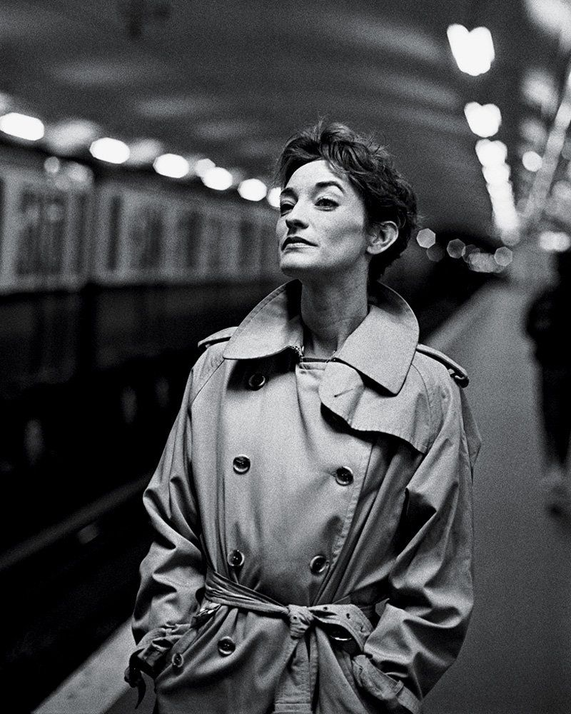 In Fashion | Style Icon: Loulou de la Falaise