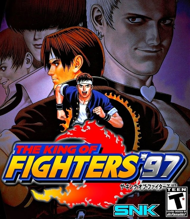 THE KING OF FIGHTER 97 Free Full Version Games Download For PC