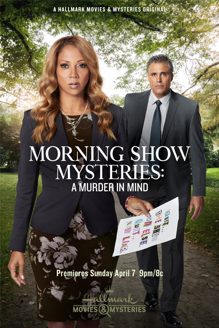 Morning Show Mysteries: A Murder in Mind [2019] [CUSTOM HD] [DVDR] [NTSC] [Latino]