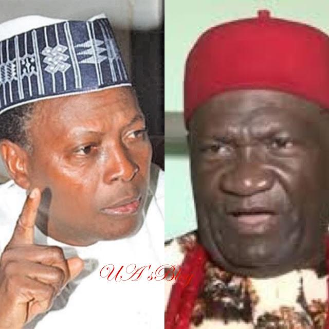 How Nnia Nwodo Knelt Down, Begged Us To Make Him President — Junaid Mohammed