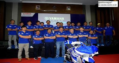 gambar Lowongan Kerja Yamaha Indonesia Motor