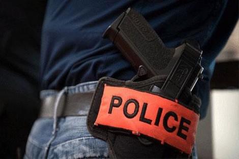 رصاصات شرطي توقف مسلحا بسيف بالدار البيضاء