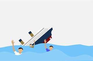 10 Orang  tewas akibat kapal karam di Riau