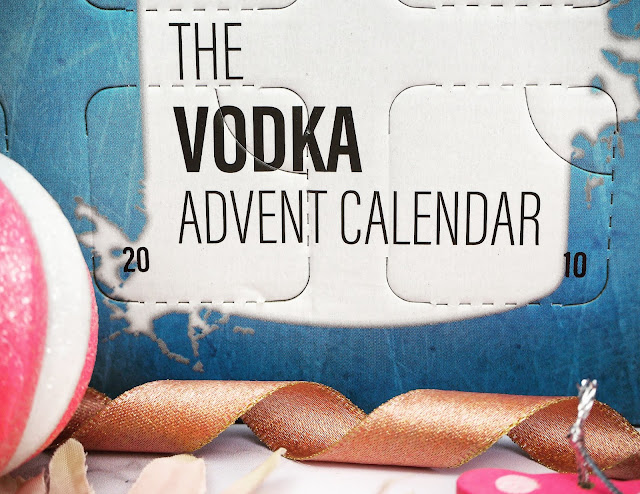 Vodka Explorers Advent Calendar from Drinks by the Dram, Lovelaughslipstick Blog Review