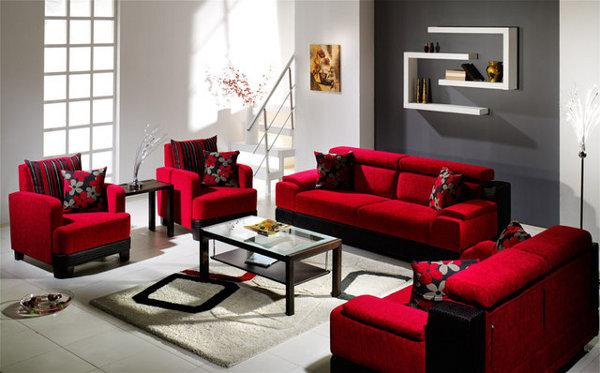 Decorando Dormitorios Hermosas Salas Con Colores Blanco Y