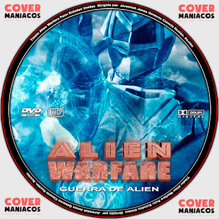 GALLETAALIEN WARFARE - GUERRA DE ALIEN [ COVER DVD ]