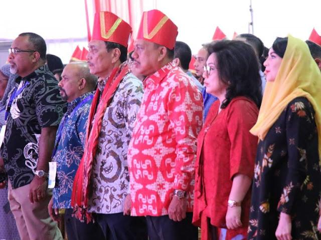 Pelaksanaan AIS dan SBS Diikuti Negara Kepulauan dan Pulau 2019 di Sulut Mendunia