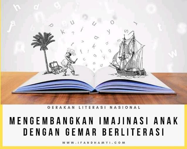 Literasi dalam keluarga dan Masyarakat