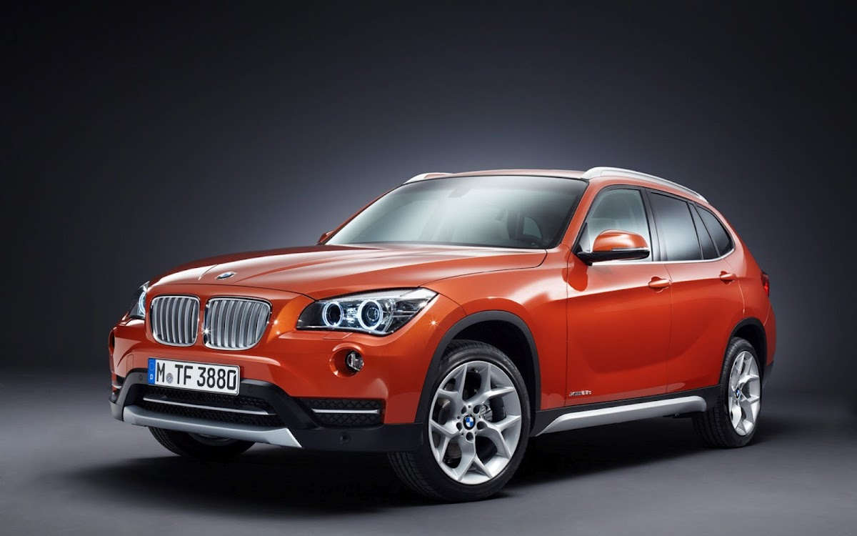 2013 BMW X1 Widescreen HD Wallpaper 6