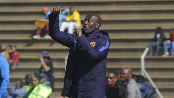 Patrick Mabedi interim coach of Kaizer Chiefs