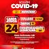 Jaguarari registra 02 novos casos de coronavírus no Boletim desta quarta-feira (20/01)