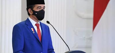PBB : Pidato Presiden Jokowi pada Sidang Majelis Umum ke-75 PBB