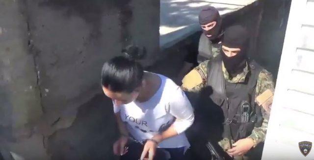 19 mutmaßliche Schlepper in Mazedonien festgenommen