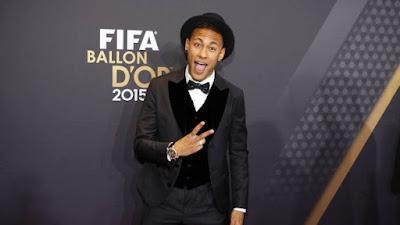 Neymar copa américa balón de oro