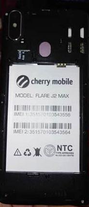 CHERRY MOBILE FLARE J2 MAX FLASH FILE