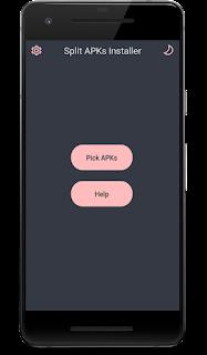 SAI (Split APKs Installer) APK v3.9 + MOD [Latest]