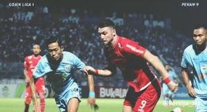 Diwarnai Gol Kontroversial, Persela Bekuk Persija 2-0