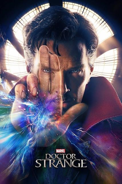 Doctor Strange 2016 Hindi Dual Audio 170MB BluRay HEVC x265