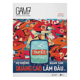 GAM7 No.14 Advertising - Họ Không Quan Tâm Quảng Cáo Lắm Đâu ebook PDF-EPUB-AWZ3-PRC-MOBI