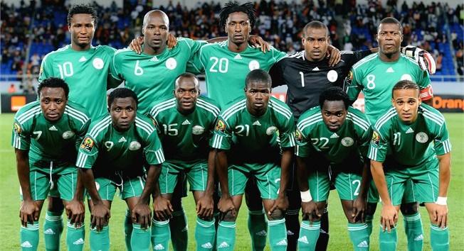 FIFA 2018 Nigeria Team Squad