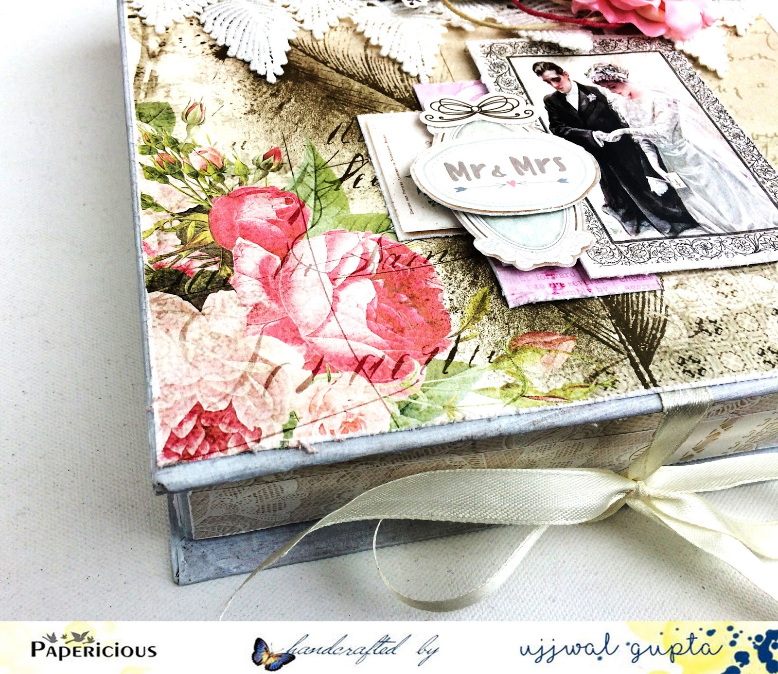 Wedding Gifts For Him And Her India : Wedding gift box for him & her! Papericious