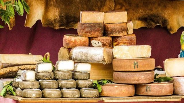 Disfruta de comer sano en las provincias de Castilla y León
