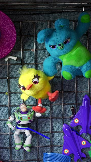 Papel de Parede Toy Story para Quarto