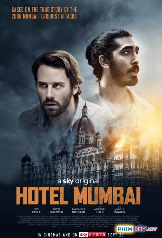 Khách Sạn Mumbai: Thảm Sát Kinh Hoàng - Hotel Mumbai (2019)