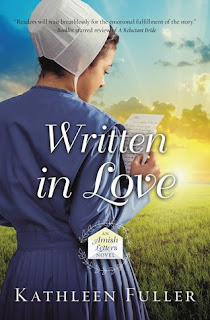 Heidi Reads... Written in Love by Kathleen Fuller
