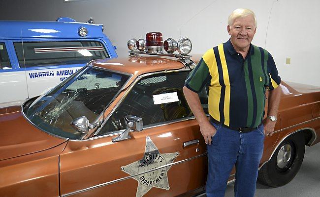 Dennis Johnson Car Crash While Hitchhiking
