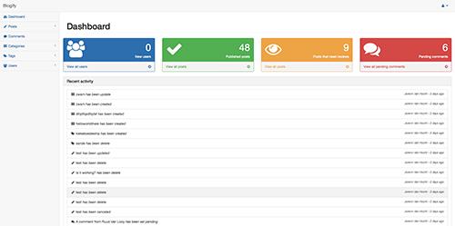 Tutorial Membuat Blog Dengan Framework Laravel