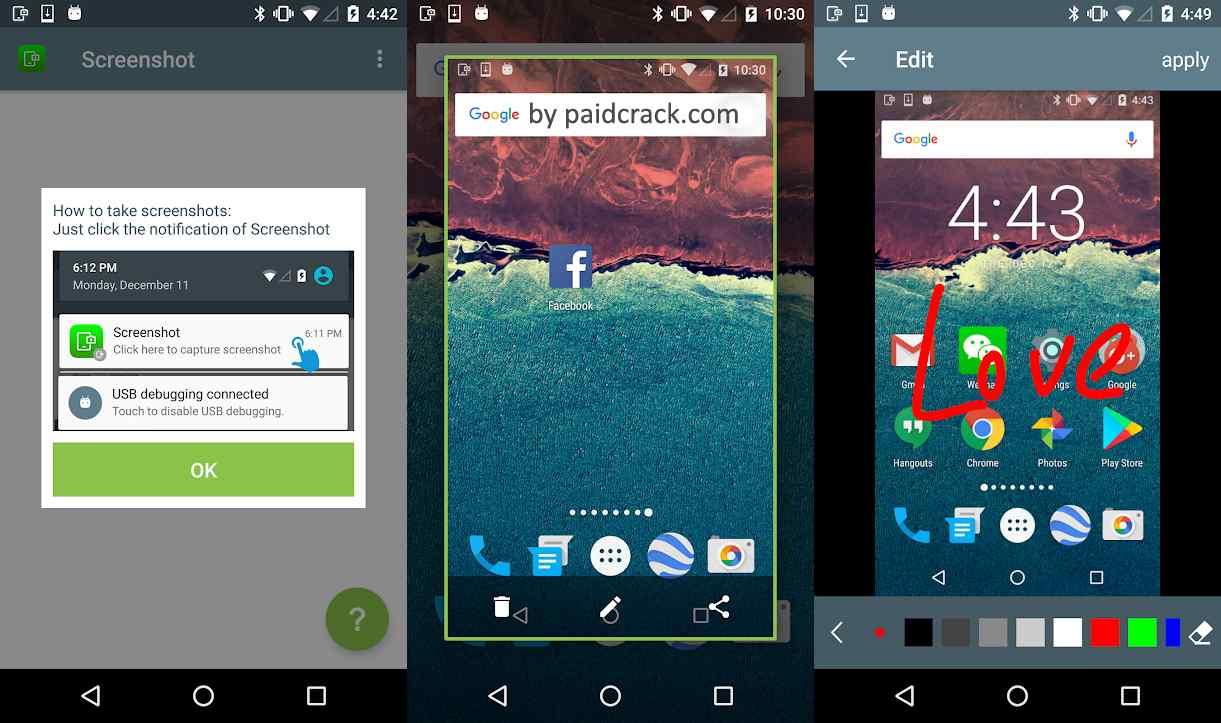 Screenshot & Screen Recorder Premium Mod Apk 1.2.68