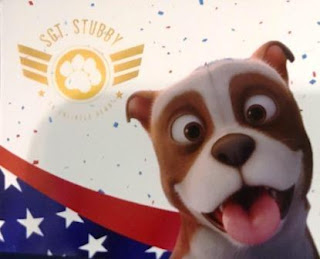 Sgt. Stubby - Un Unlikely Hero - part of poster