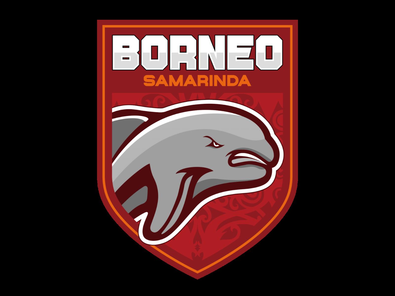 Logo Borneo FC Format PNG