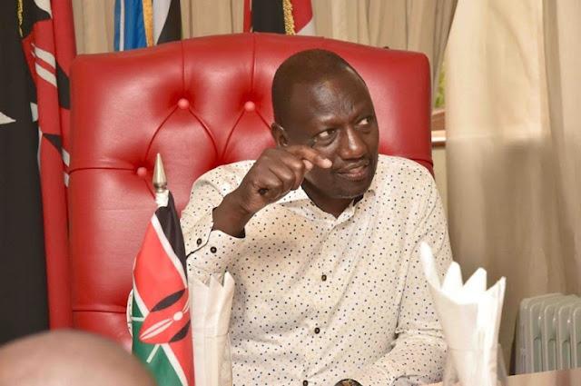 Deputy President William Ruto speaks on Police Brutality against Senators