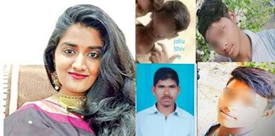 Dr. Potula Priyanka Reddy raped and burned