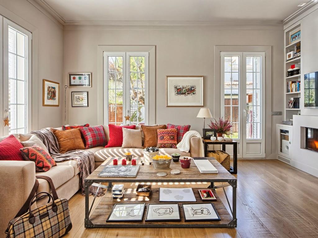 Mieszkanie z kuchnią w stylu loftu z ceglaną ścianą - wystrój wnętrz, wnętrza, urządzanie domu, dekoracje wnętrz, aranżacja wnętrz, inspiracje wnętrz,interior design , dom i wnętrze, aranżacja mieszkania, modne wnętrza, loft, styl loftowy, styl industrialny, małe mieszkanie, małe wnętrza, kawalerka, czerwona cegła, ściana z cegły, salon