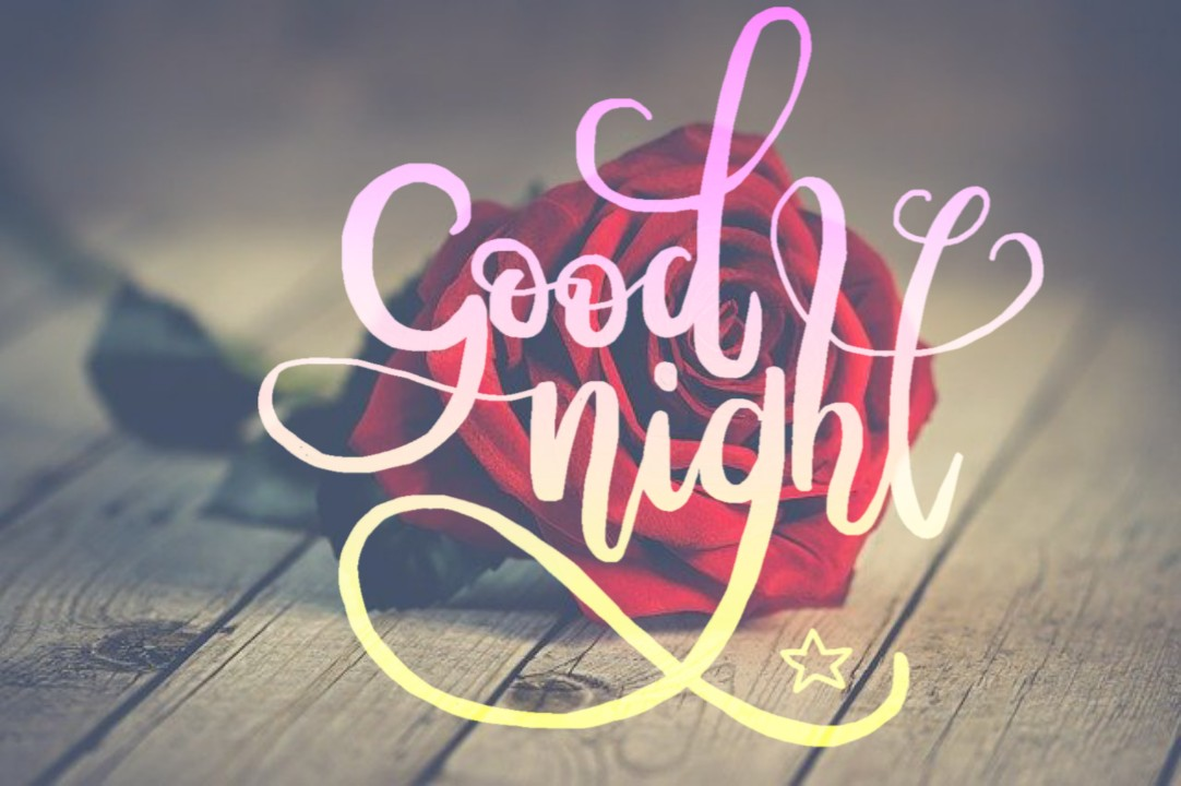 Good night images for love